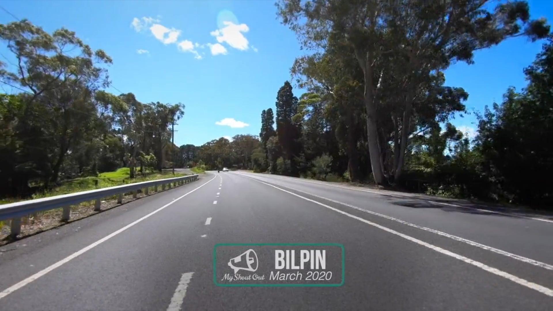 Drive Through - Bilpin