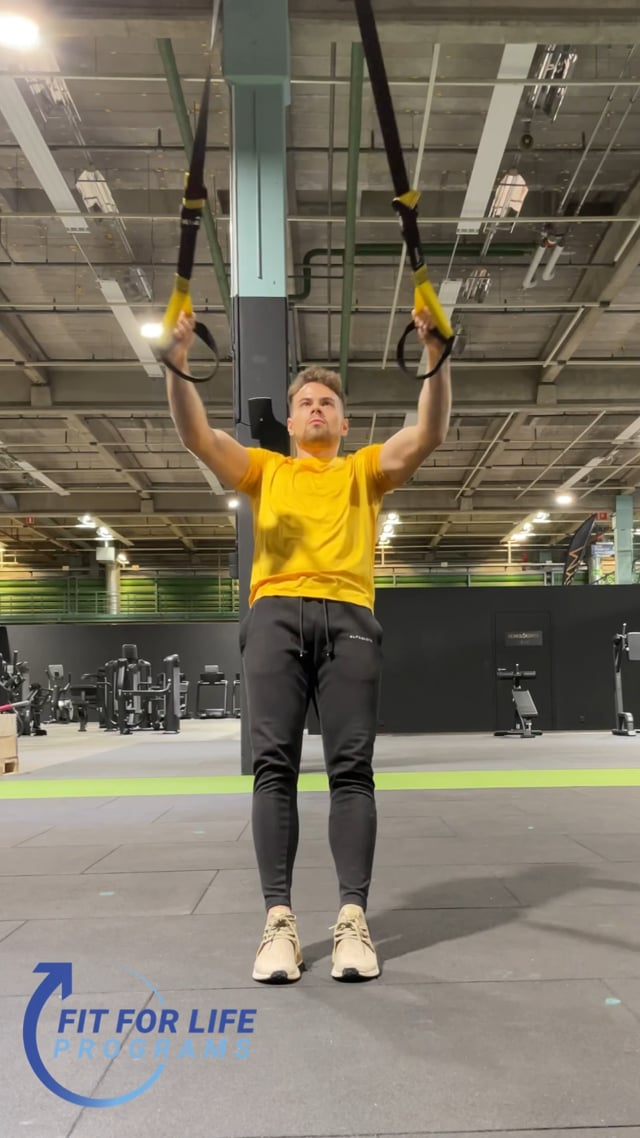 TRX Side Lateral Raise