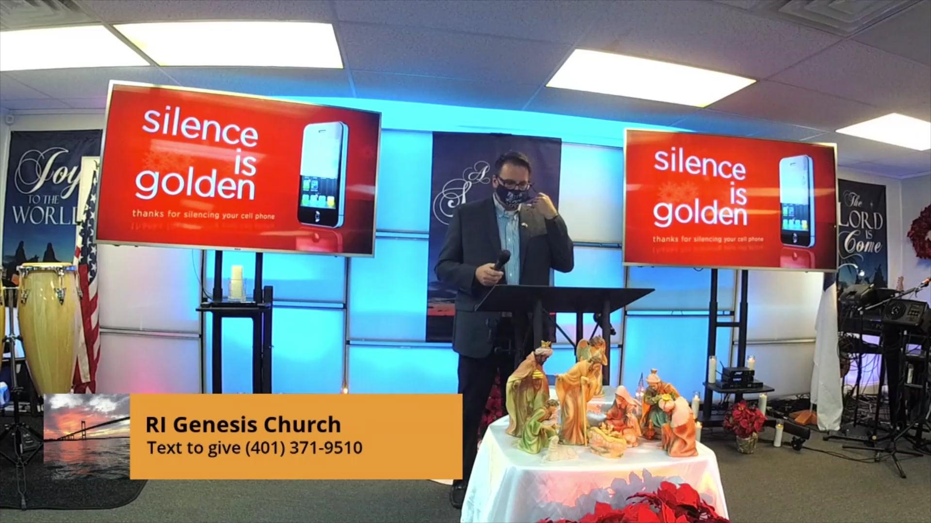 'Biblical Relationships' Pastor George Ellingwood