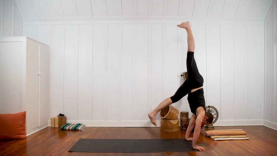 Breathe & Move Handstand Flow