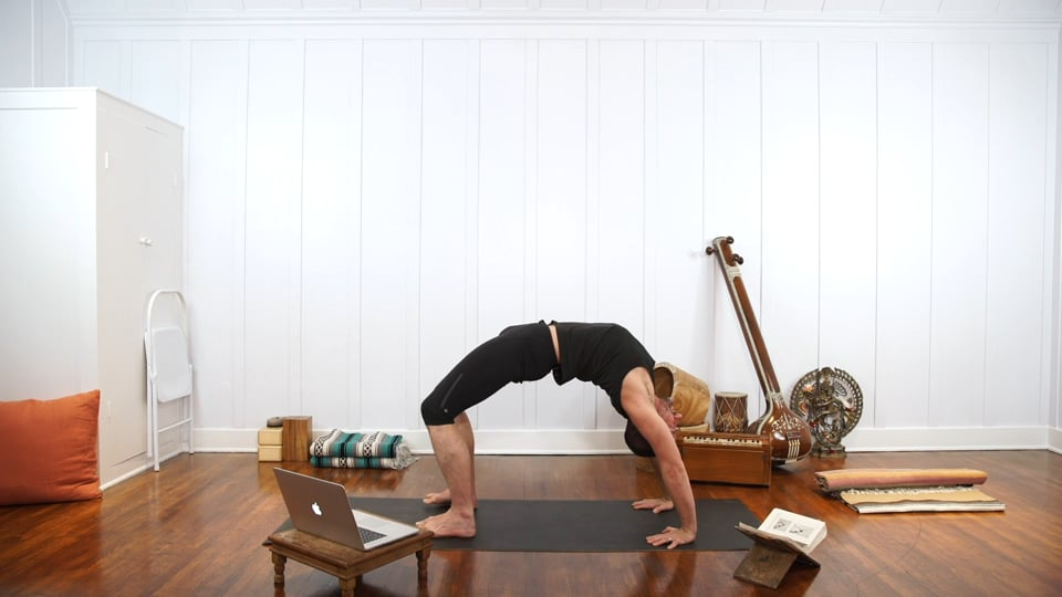 Peak Pose Sequencing: Project Backbend