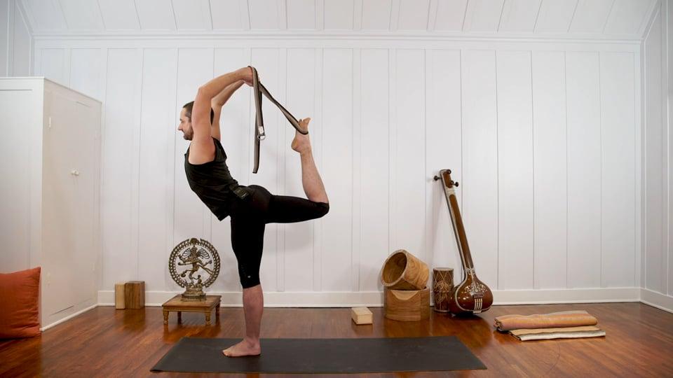 Story Time Yoga: Shiva Nataraja's Story & Pose