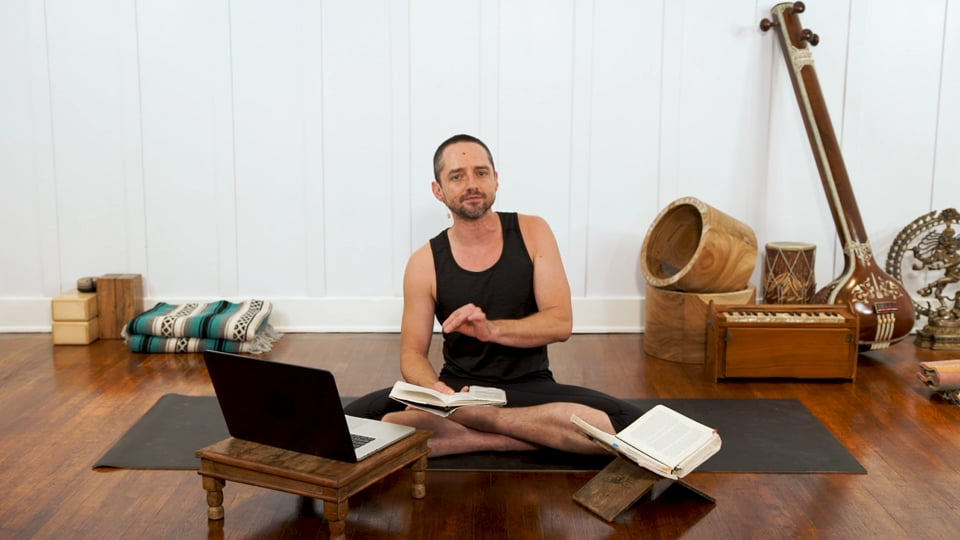 Theme Based Sequencing: Yoga Philosophy