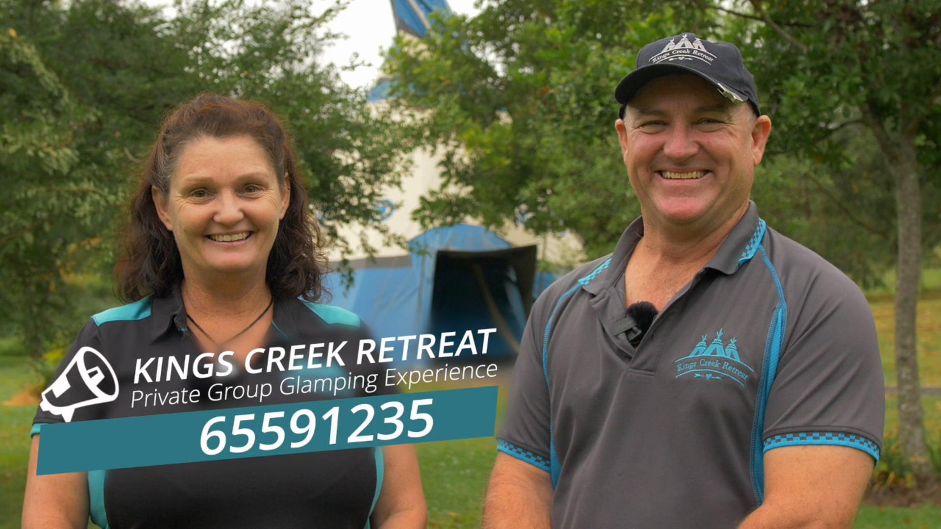 Kings Creek Retreat - Kramback