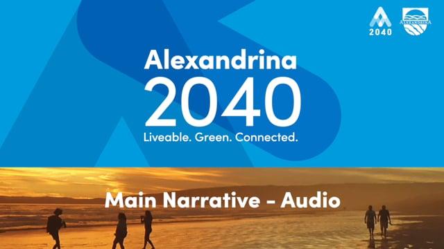 A2040 Narrative - Audio