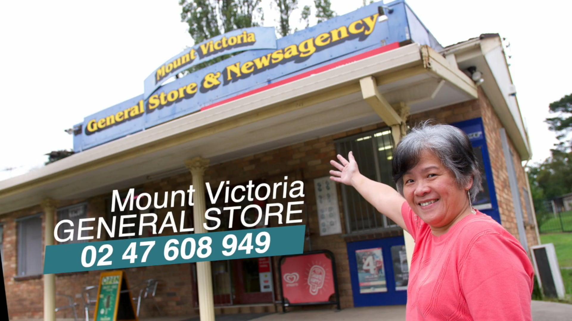 Mount Victoria General Store - Mount Victoria