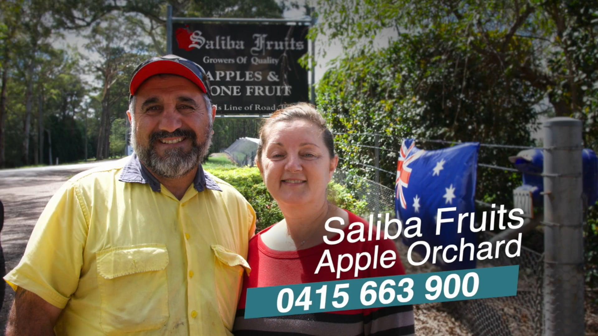 Saliba Fruits - Bilpin