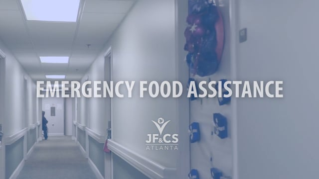 JF&CS Helps People like Curtis from Going Hungry