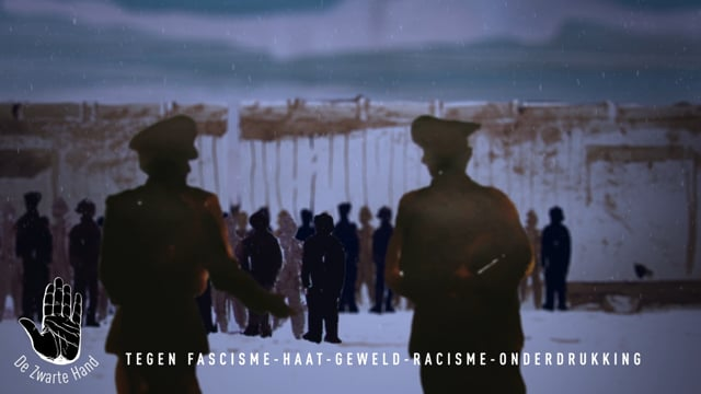 Facebook banner van De Zwarte Hand