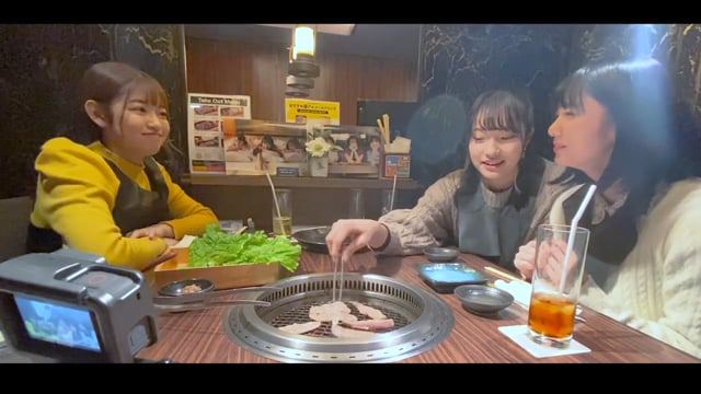 【FC限定動画】3人が美味しい焼肉を食べながら2020年を振り返る動画