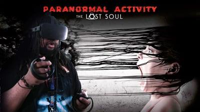 Flam Almost Peed His Pants! (Paranormal Activity VR Walkthrough)