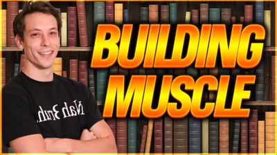 What it Takes to Build Muscle - Extra Energy Ep.10