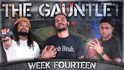 The Madden Beef Week 14 Gauntlet!