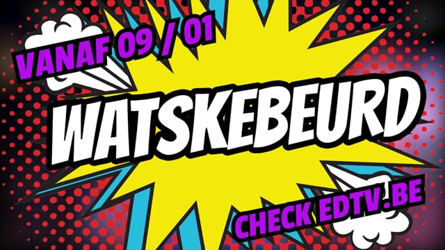 Watskebeurd - Promo