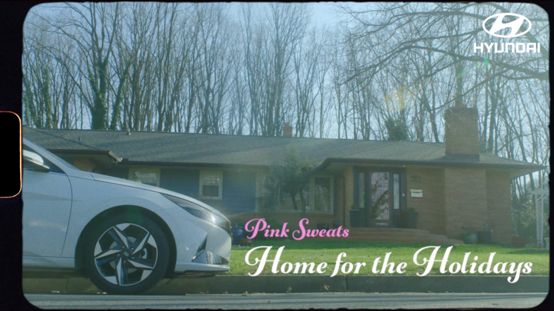 Pink Sweats x Hyundai