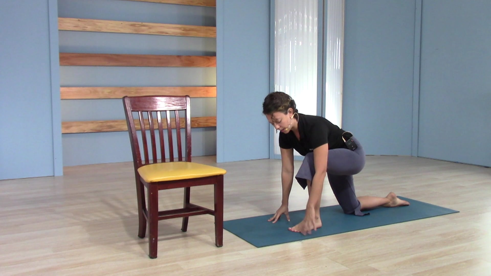 Posture and Balance Preview