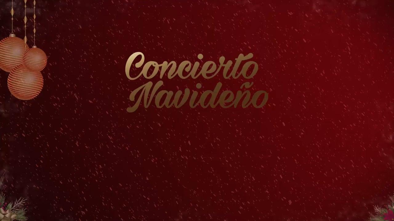 Concierto Navideño de la Banda de Música de la VI Región Militar.