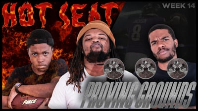 The Madden Beef Week 14 Hot Seat + Proving Grounds!
