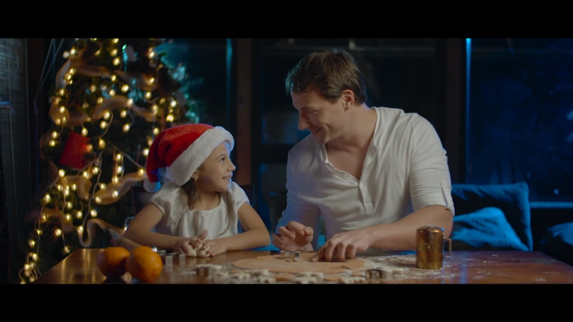 Time Out Christmas campaign
