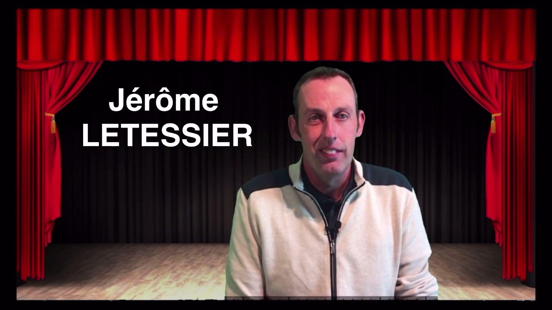 Jérôme LETESSIER