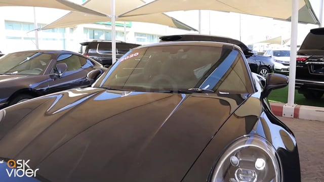 Porsche Carrera 911 2020...