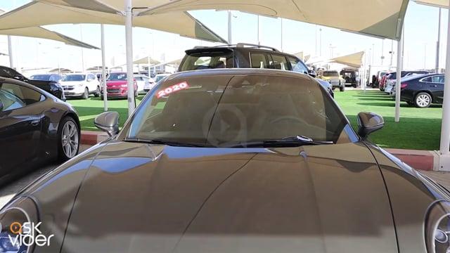 Porsche Carrera 2020 Grey...