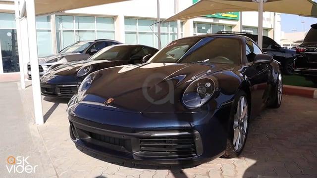 Porsche 911 2020 Black fo...