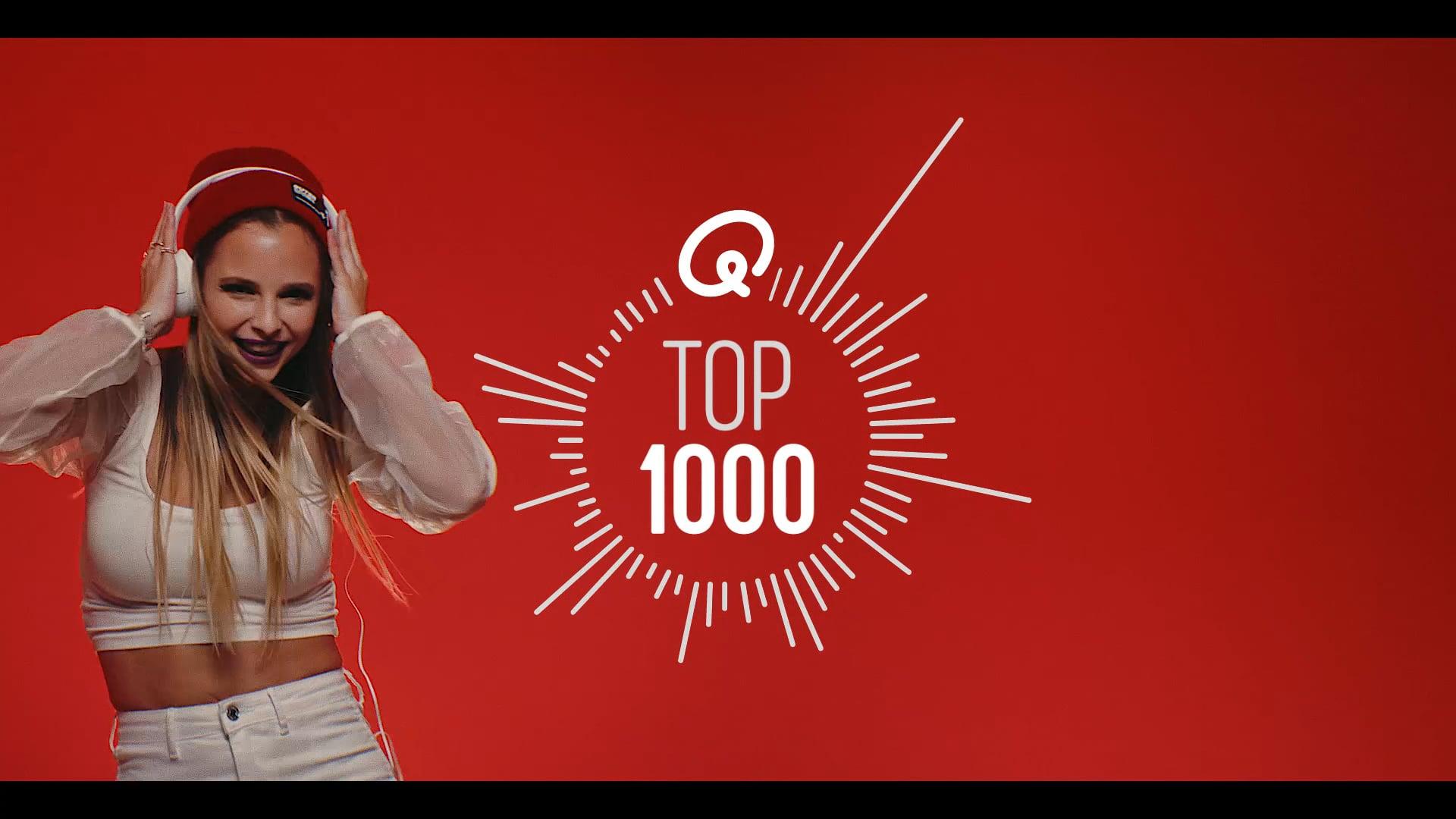 Qmusic - TOP1000 online