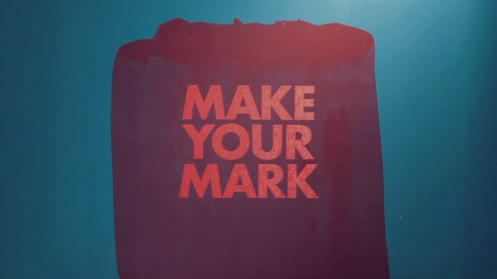 Plymouth Univeristy - Make Your Mark
