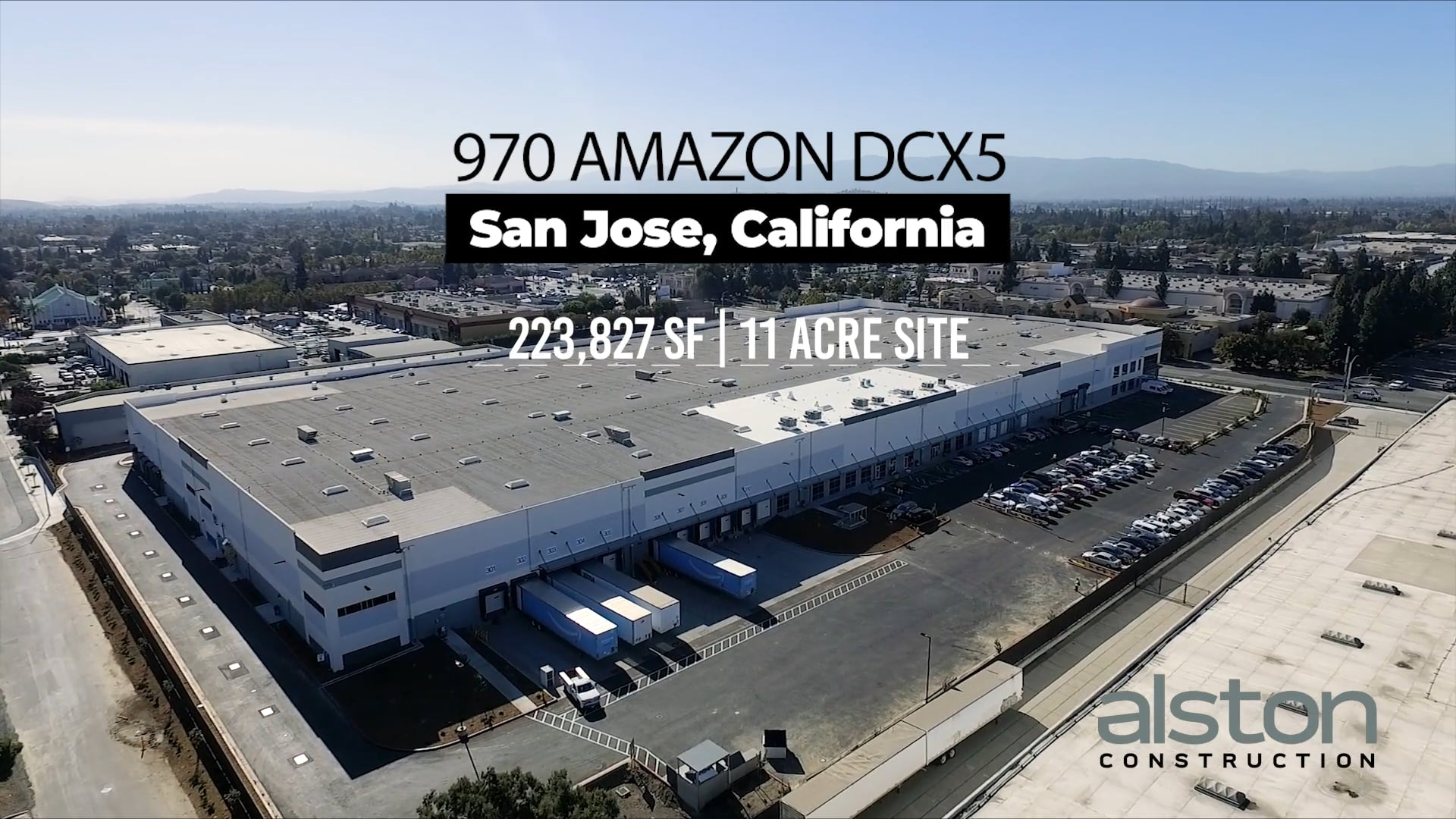 Commercial Real Estate   Amazon DCX5