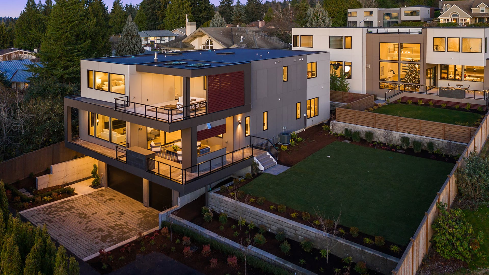 The Ash by Design Built Homes in Kirkland, WA