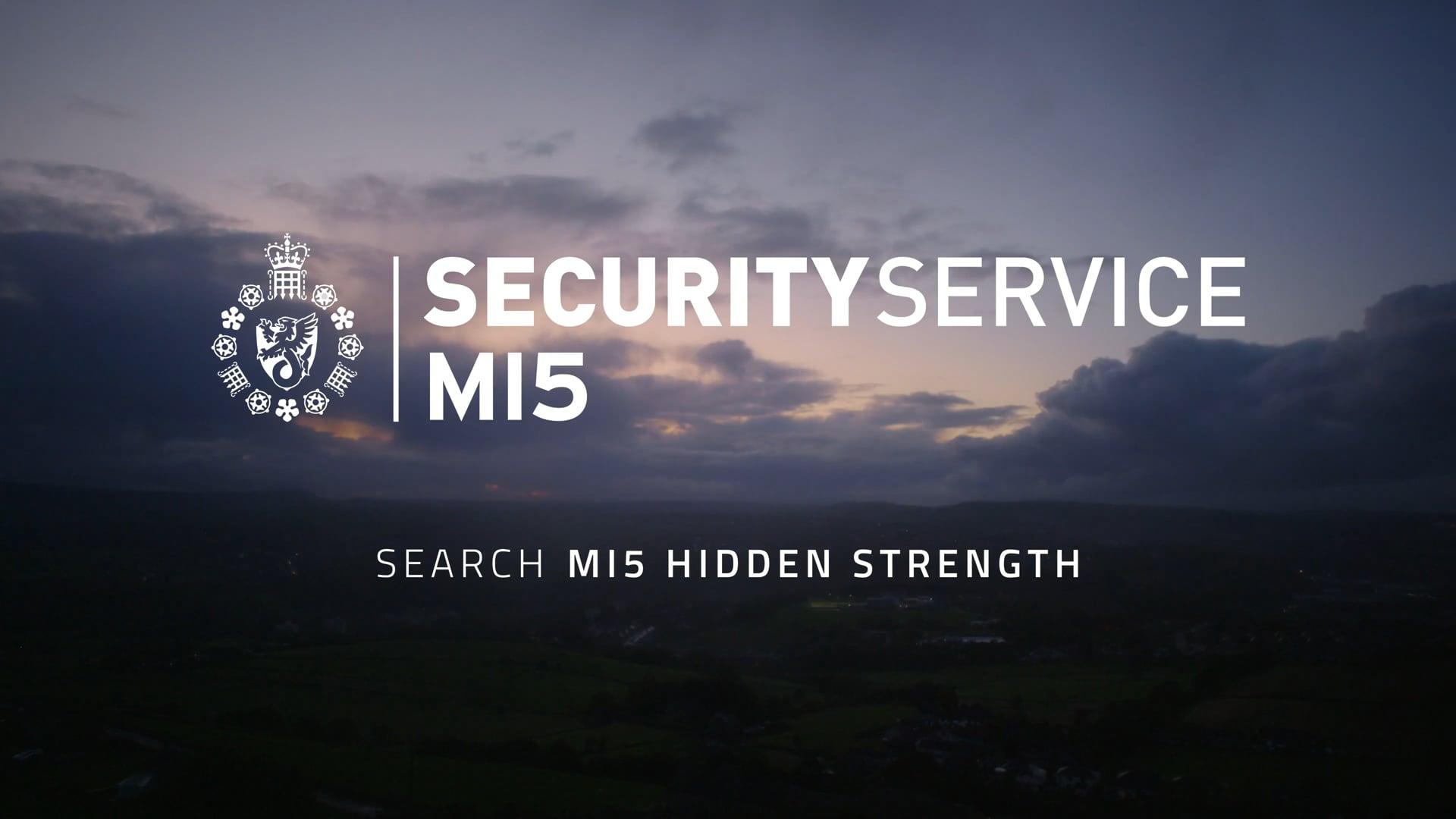 MI5 - Hidden Strength