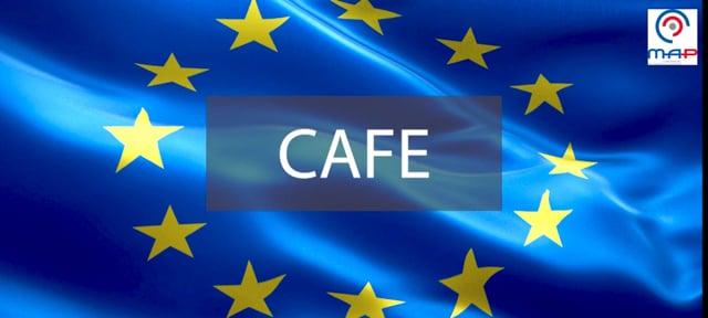 CAFE : Corporate average fuel economy