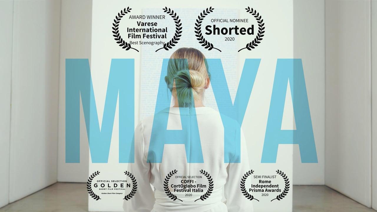 Maya   Short Film Nominee