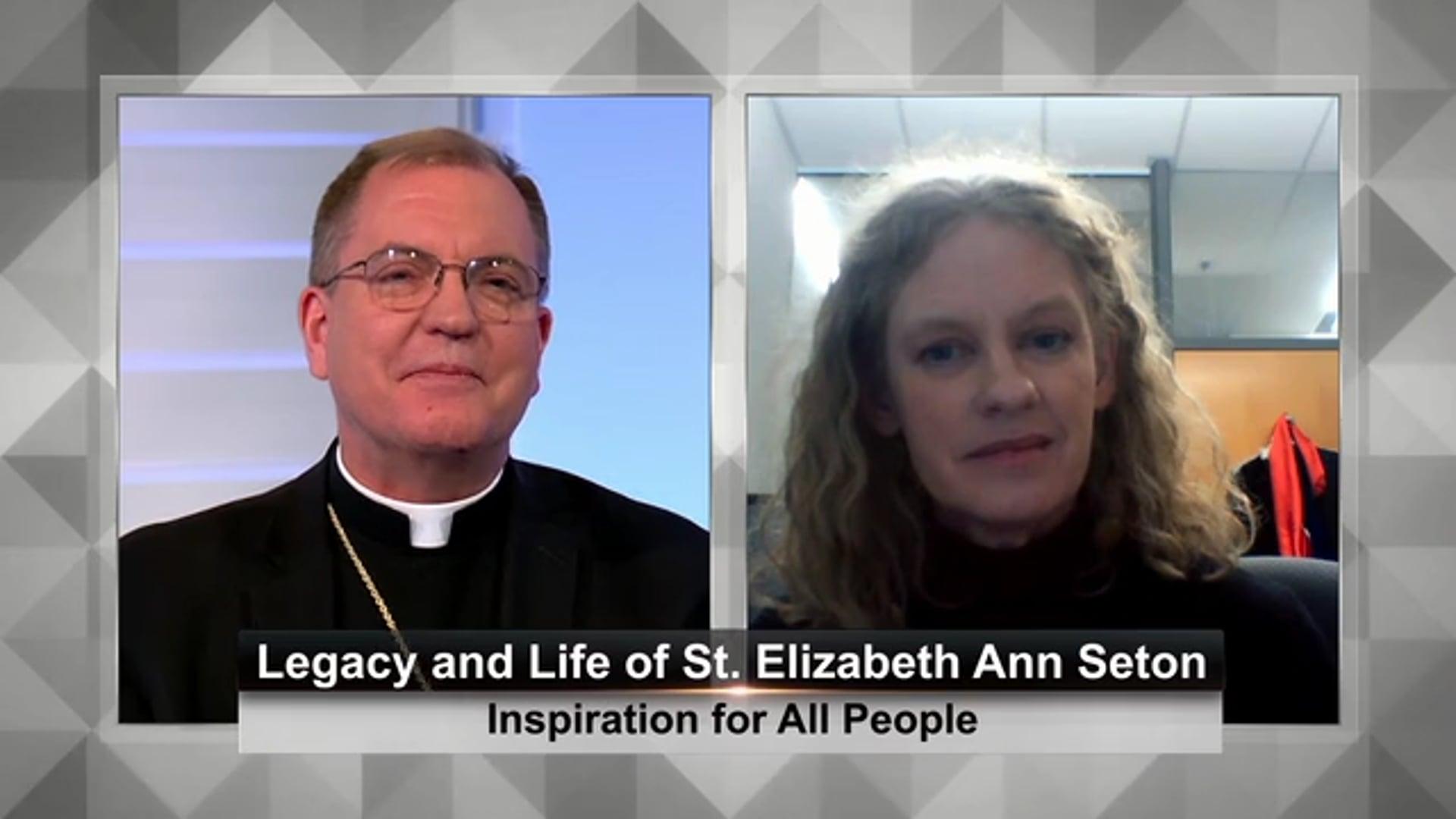 Encounter - The Life of St. Elizabeth Ann Seton, Part 1