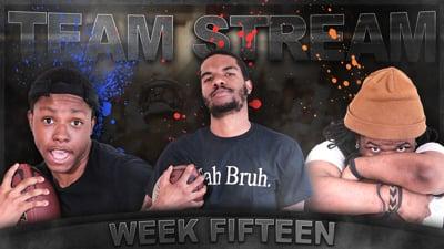 The Madden Beef Week 15 Team Stream! Part 1