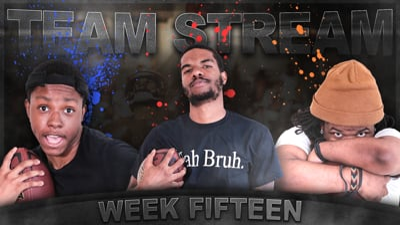 The Madden Beef Week 15 Team Stream!  Part 2