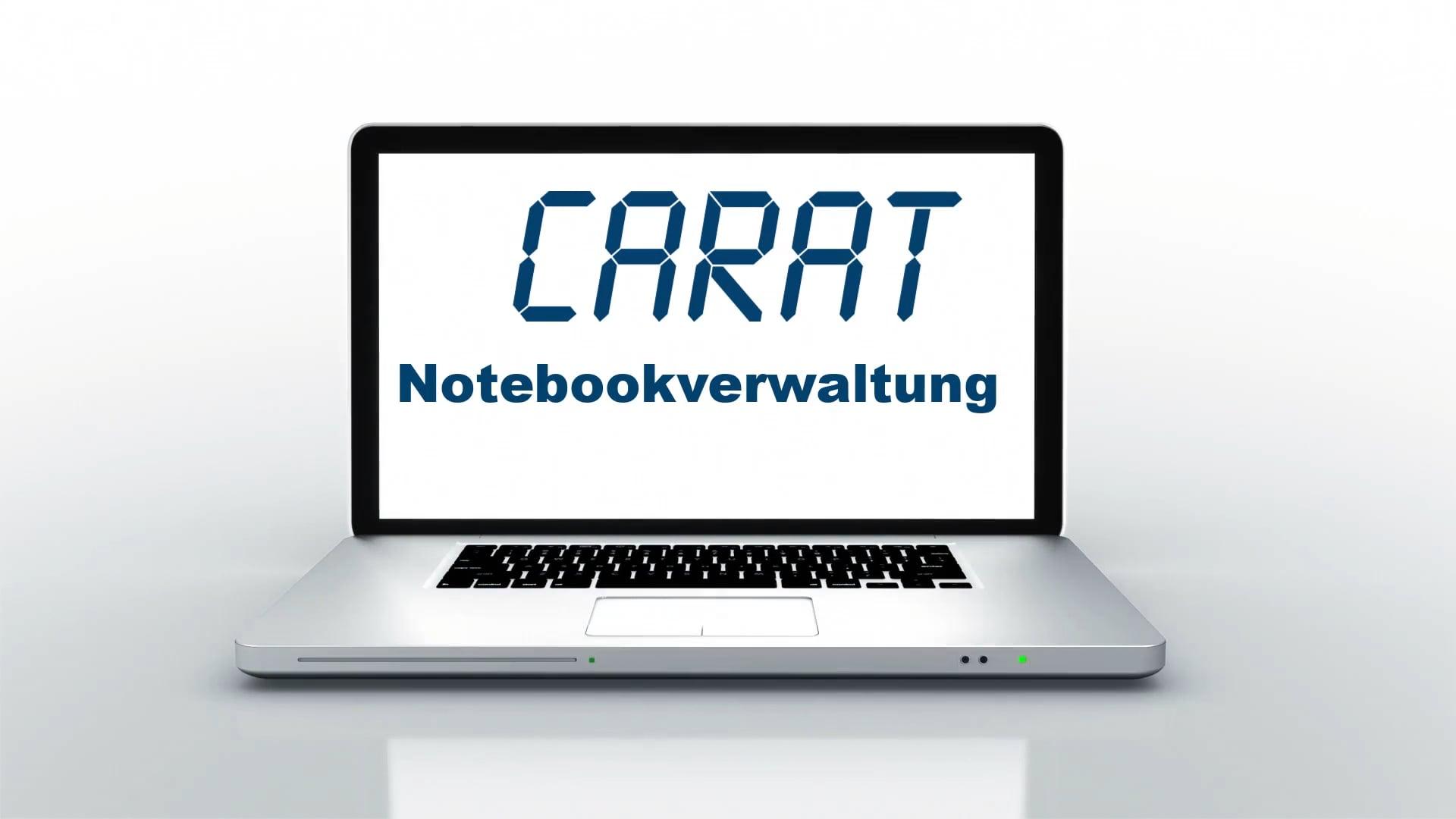Die Notebookverwaltung Modul 4 N