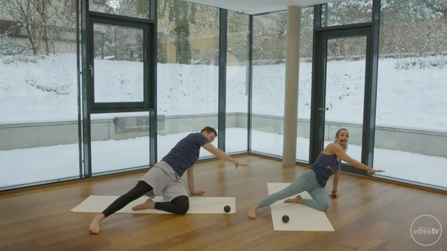 Yoga #27 Fascia Yoga III