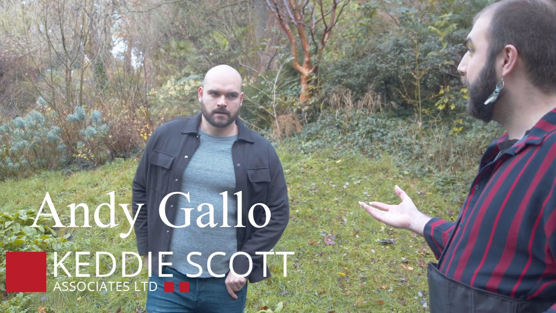 Andy Gallo - Cop Scene final - 1min