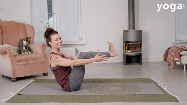 Handsfree yoga