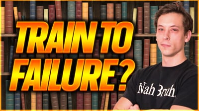 Should We Train Until Failure? - Extra Energy Ep.11