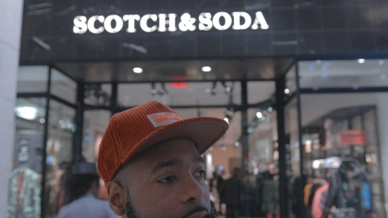 SCOTCH & SODA Lenox Mall Grand Opening Recap