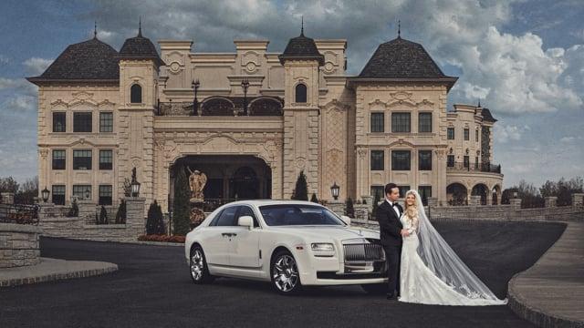 Lauren & Michael | The Legacy Castle