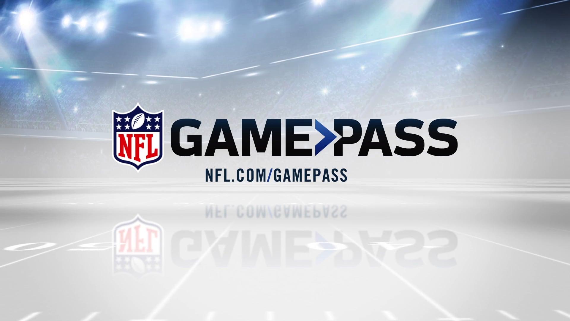 NFL Network Game Pass Explainer