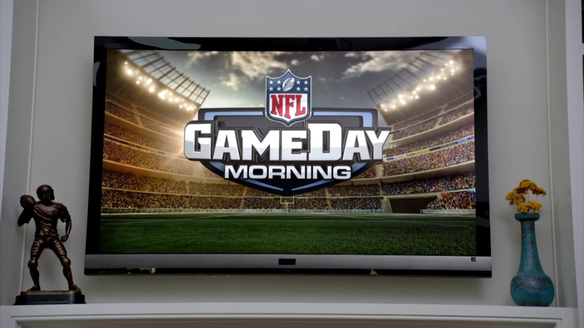 NFL Network Game Day Morning Sizzle