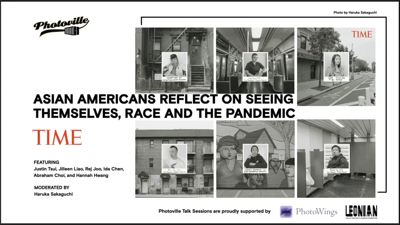 """""""Asian Americans Reflect on Seeing Themselves, Race and the Pandemic"""" presented with TIME"""