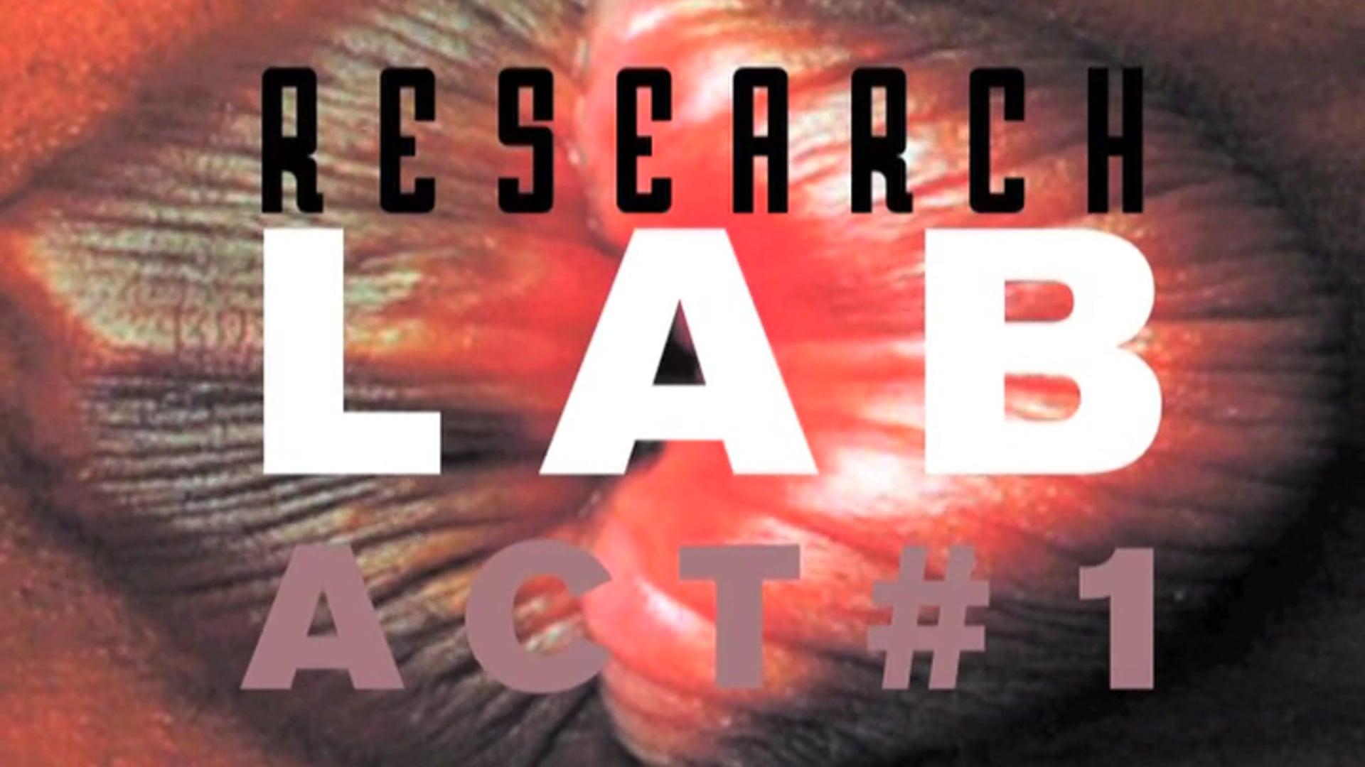 'Lab#1 Éloge de la lenteur'