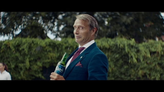 """Carlsberg 0,0 """"Probably the best beer in the world'"""