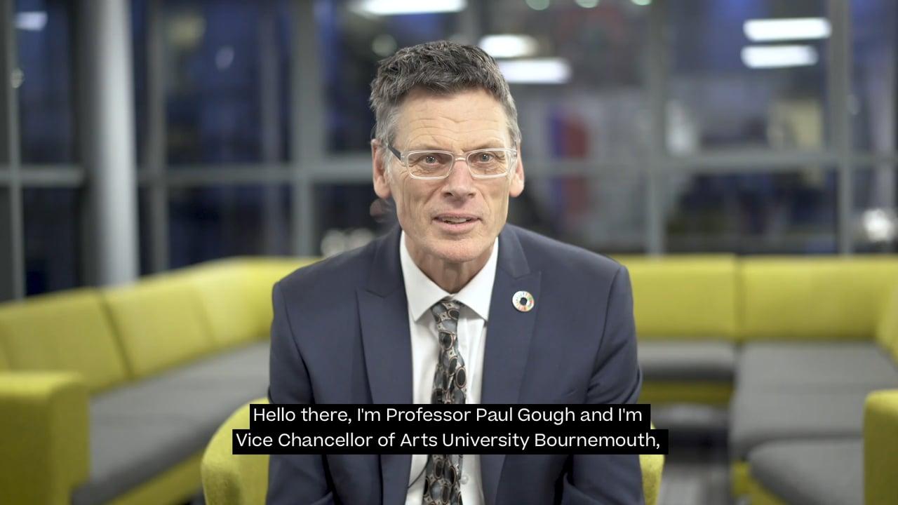 Professor Paul Gough Scholarship